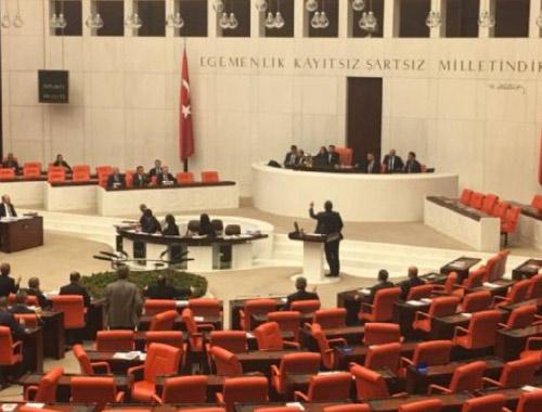 Vergi Kanunu Teklifi Komisyondan Geçti